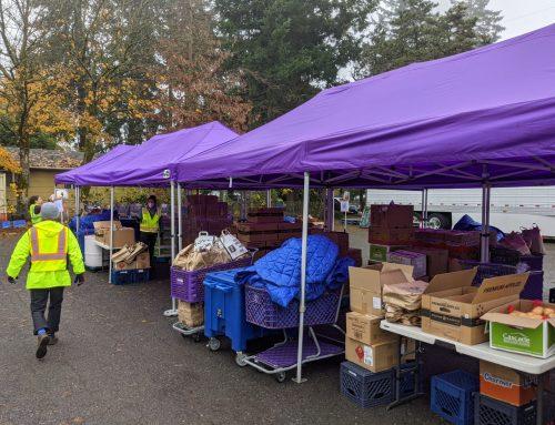 Analytics at the Northeast Portland Food Program